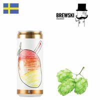 Brewski Mango Feber 330ml CAN