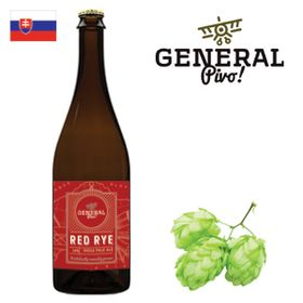 General Red Rye 750ml