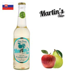 Martin´s Cider Honey Granny 330ml