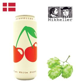 Mikkeller Oregon Fruit Series: Flat White Cherry 500ml CAN
