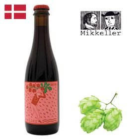 Mikkeller Spontandoublelingonberry 375ml