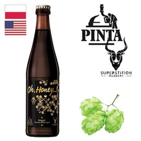 Pinta / Superstition - Oh, Honey! 330ml