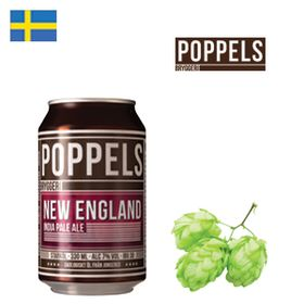 Poppels New England IPA 330ml CAN