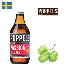 Poppels Passion Pale Ale 330ml