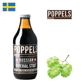 Poppels Russian Imperial Stout 330ml
